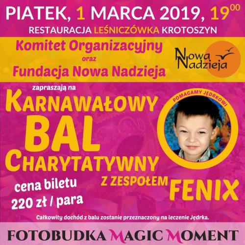 Plakat Jędrek Lisek (1)