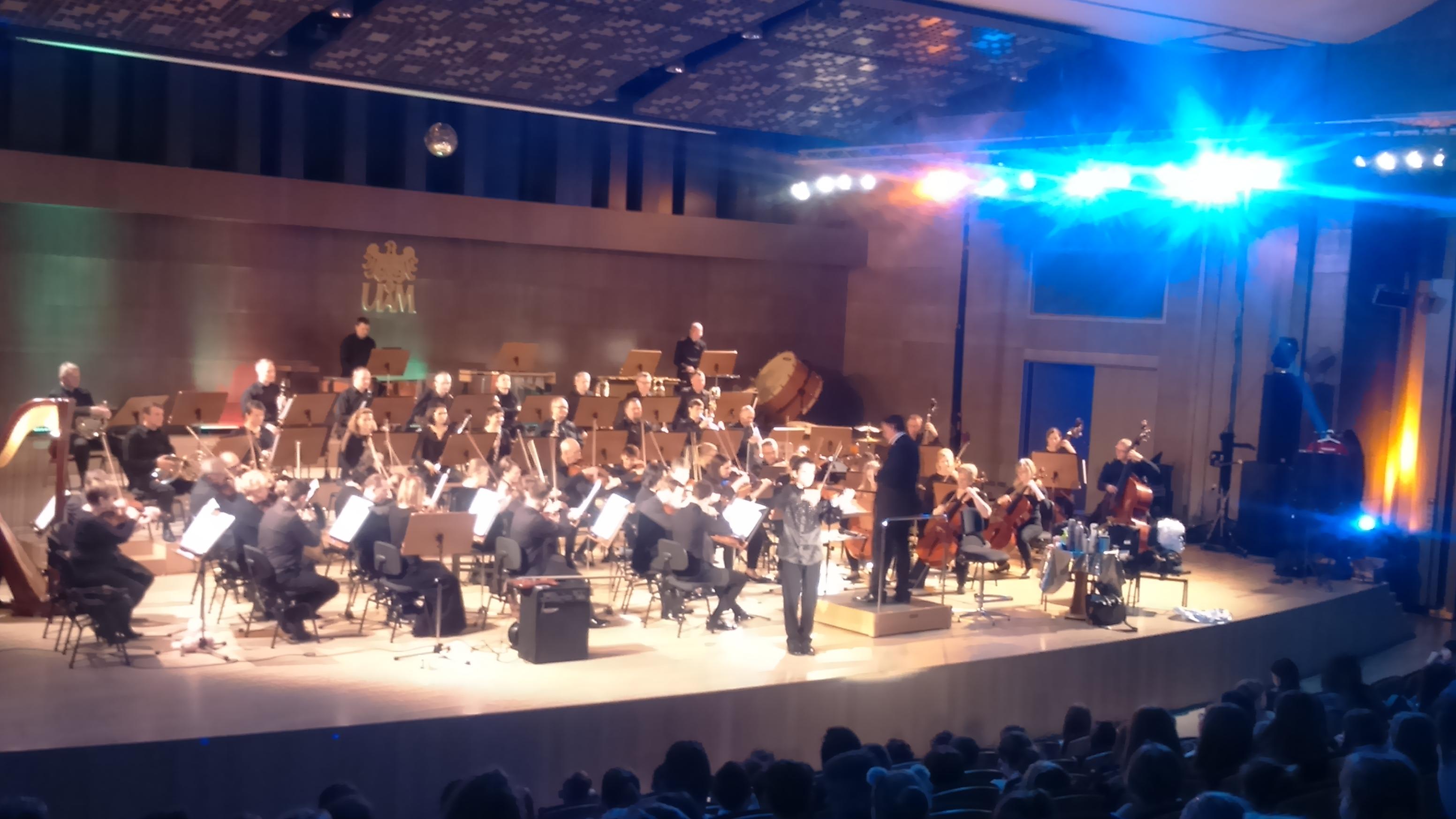 Klasy 7 z wizytą w Filharmonii Kaliskiej