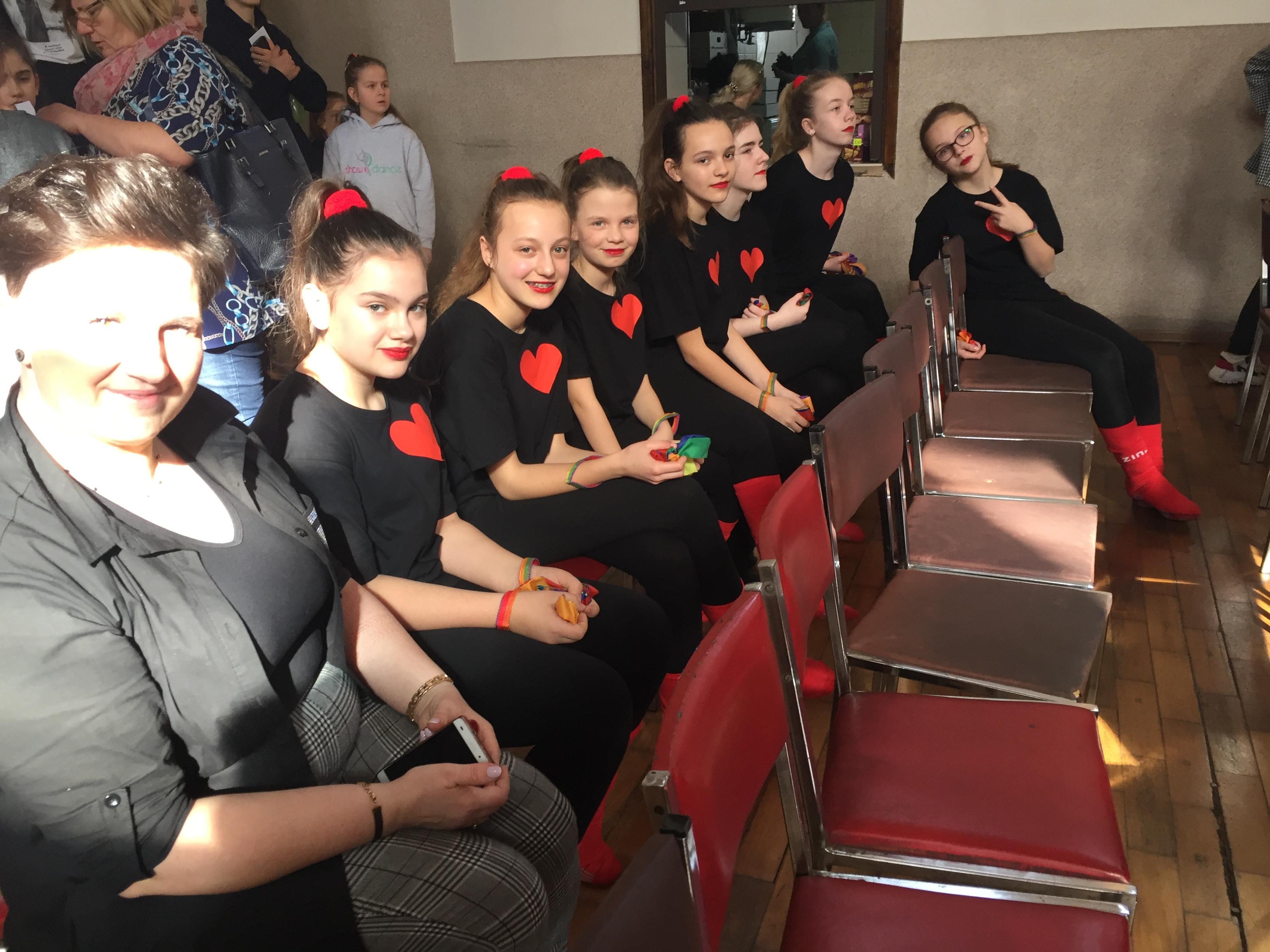 V Powiatowy Konkurs Taneczny