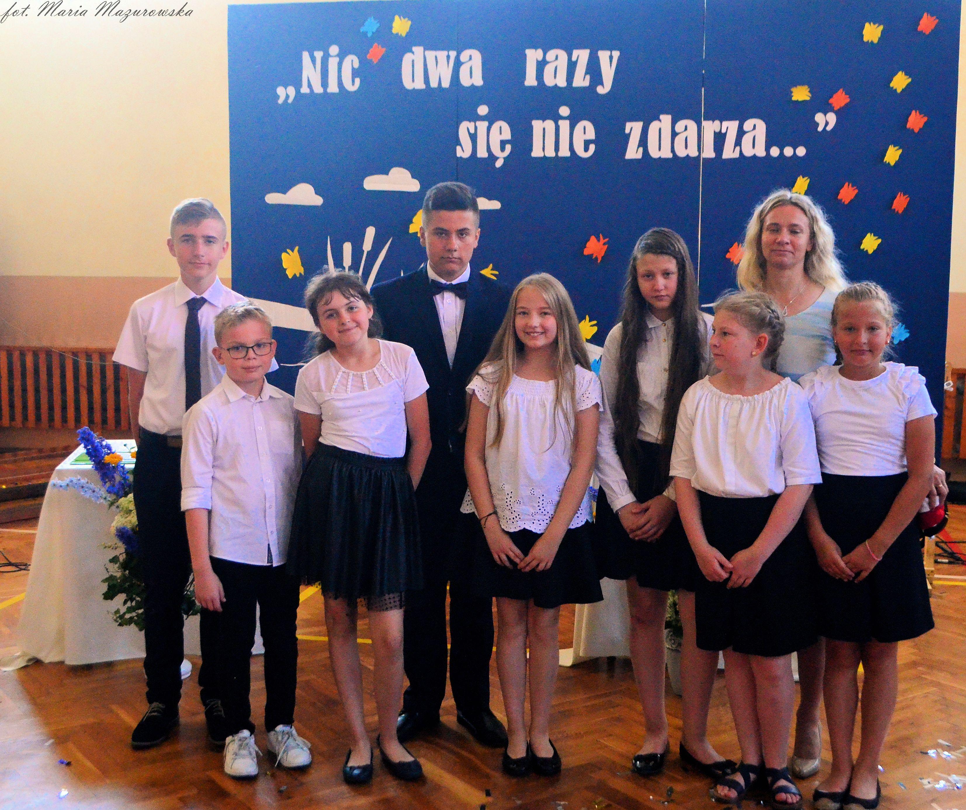 Nowy Samorząd Uczniowski