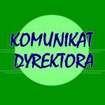 LIST DYREKTORA