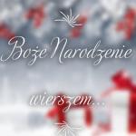 Boże Narodzenie wierszem