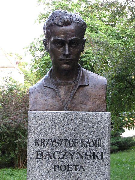 100-rocznica urodzin Krzysztofa Kamila Baczyńskiego