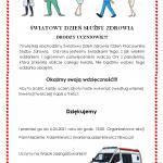 Światowy Dzień Służby Zdrowia