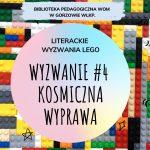 LITERACKIE WYZWANIA LEGO