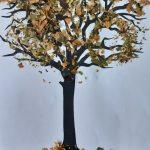 Dzień drzewa – prace plastyczne uczniów klasy 3a