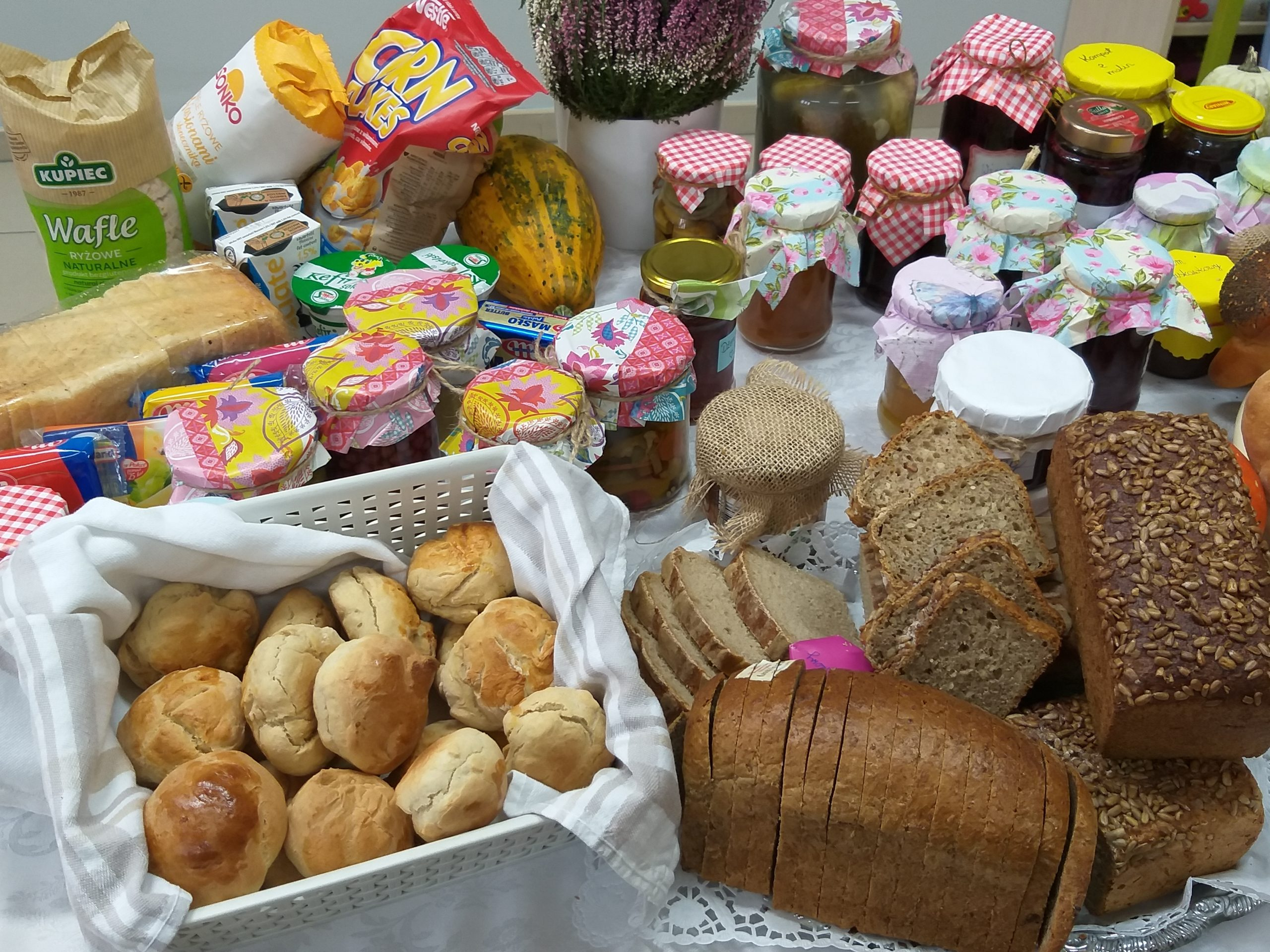 Tydzień dobrego chleba i zdrowego stylu życia